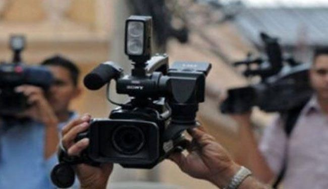 Al-Alam TV Cameraman Injured in Syria