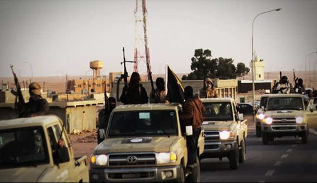 ISIS Parade 100s Kilometers from Europe + Photos
