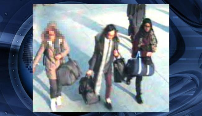 Missing Schoolgirls Feared to have Travelled to Syria to Join ISIS + Photos