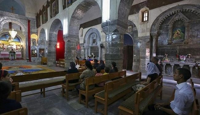 ISIS Destroy Virgin Mary Church and Central Library of Mosul