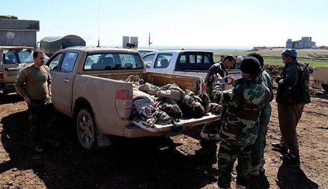 ISIS Heavy Defeat with 60 killed in Battles against Peshmerga