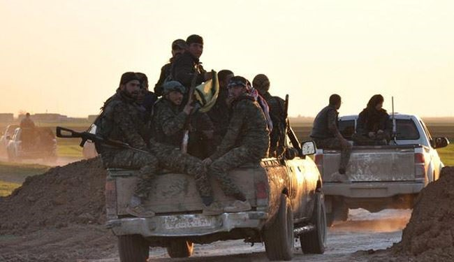 Syria army, Kurdish Forces Liberate Many village in Hasakeh