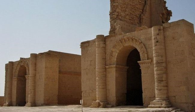 ISIS Fighters Destroy 2,000 y-o city of Hatra World Heritage
