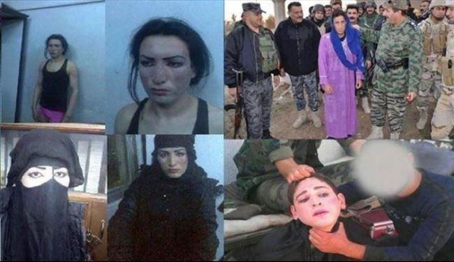 Iraqi Forces Arrest 17 ISIS Terrorist in Women Clothes