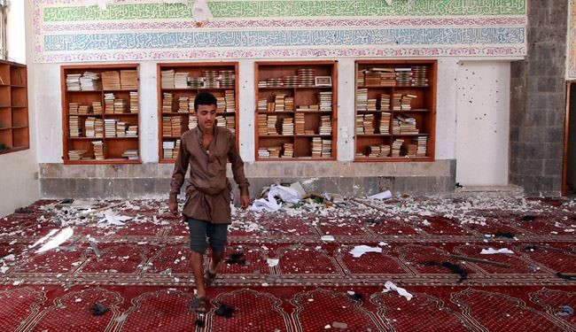 At Least 88 People Killed in Yemen's Mosque Bomb Attacks