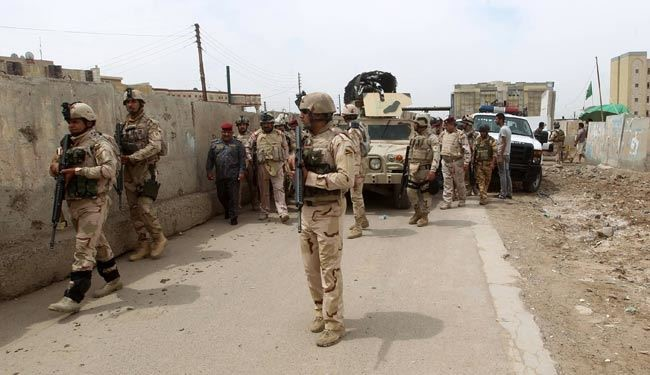 Iraqi forces lay siege on strategic town
