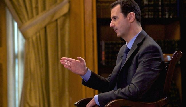 ISIS Expanded Since US Airstrikes Began: Assad Says