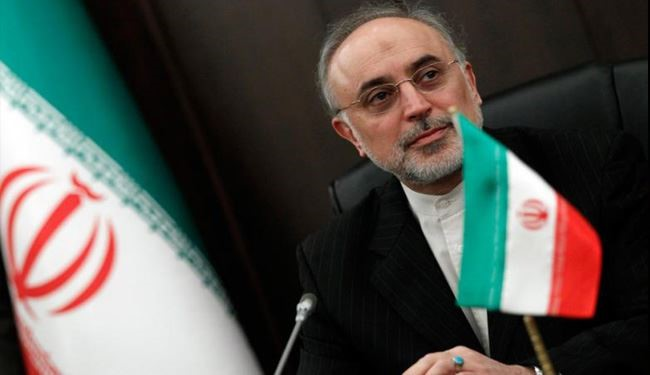 Salehi: Nuclear Talks Easier under Supreme Leader's Guidance