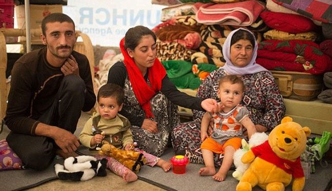 Pains Yazidis Suffered, Sweden Doctor in Iraq Kurdistan Tells Their Story