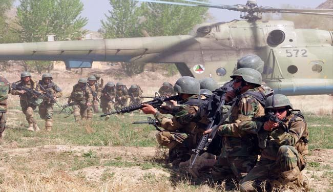 Afghan Army Kills 103 Taliban Fighters