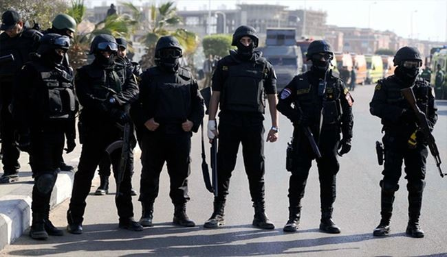 Egyptian Forces Kill Tourists while Chasing Terrorists