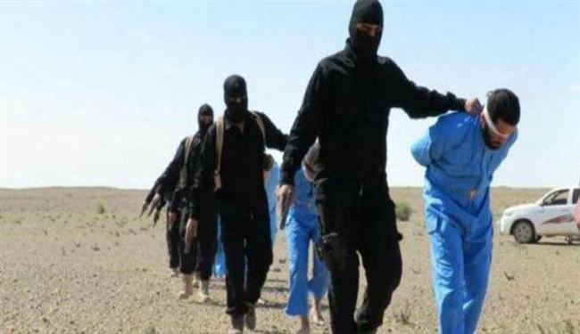 ISIL Takfiri Group Executed 32 Iraqi Soldiers, 15 War-Disabled Own Members