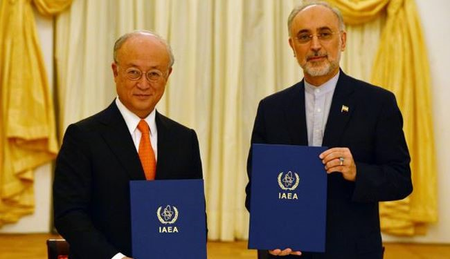 IAEA Chief Amano to Visit Iran This Week