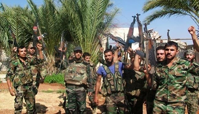 Near 40 Terrorists Killed, Injured in Lattakia in Syria