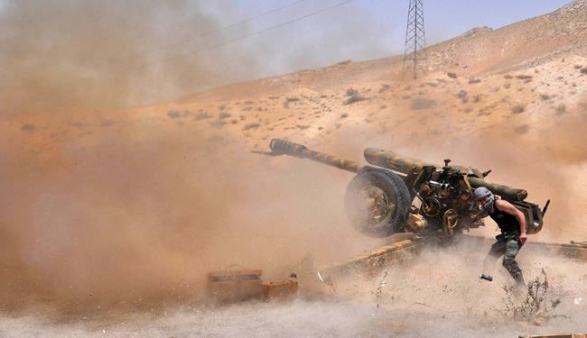 ISIL Militants Received Serious Blow from Syrian Forces in Aleppo