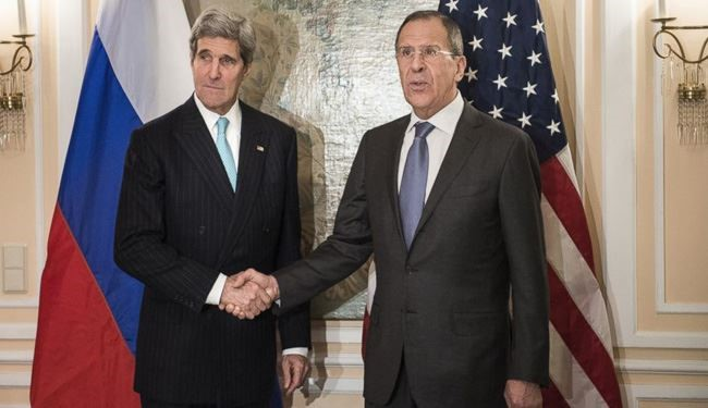 Kerry: Russia, US Follow Same Goals in Syria against ISIL