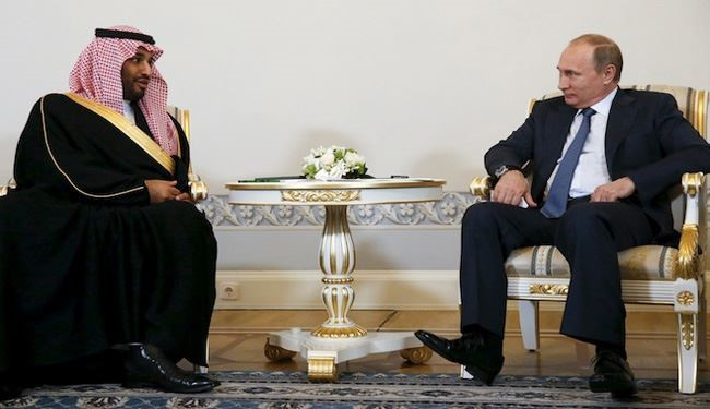 Saudi Deputy FM: Saudi to Cooperate with Russia on Syria Crisis