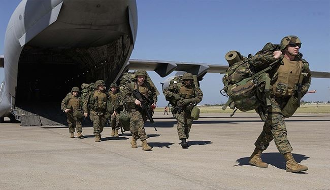 160 US Troops Stationed in Iraqi Airbase to Fight ISIL
