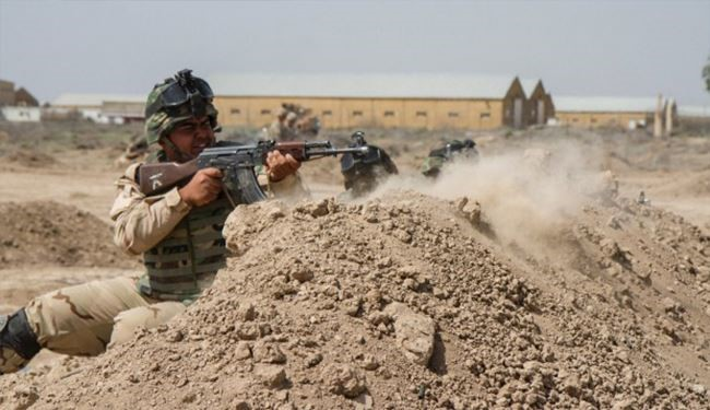 2 ISIL Members Killed in Iraqi Forces Ambush