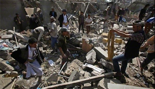 Saudi Fighter Jets Kill 25 Yemeni People in Sana'a