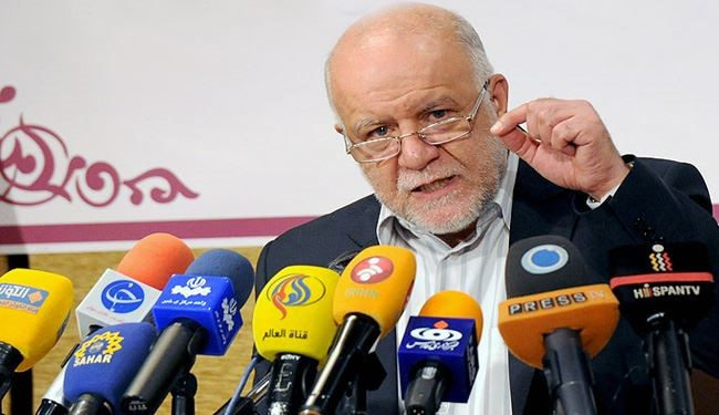 Oil Minister: Iran Oil Production Will Hit 4.2 Million Barrels per Day