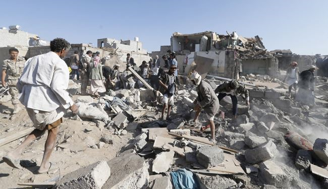 11 Yemeni Civilians Killed in Saudi Arabia's Airstrikes