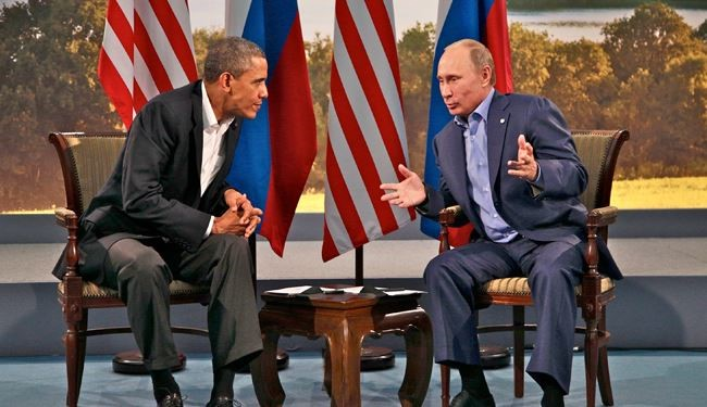 Russian President Putin Will Meet US Counterpart Obama in New York