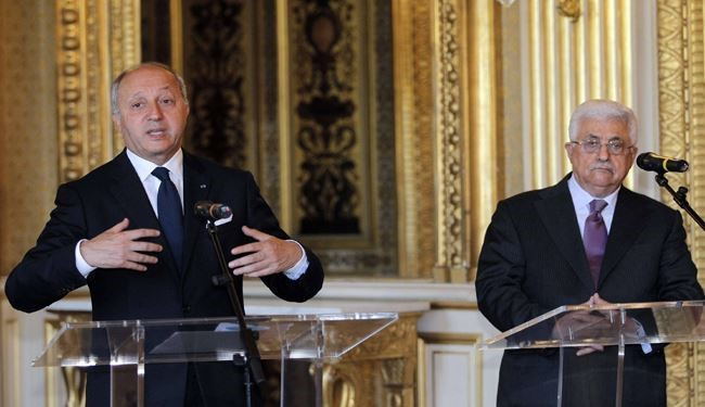 French FM Will Attend Palestinian Flag-Raising at UN