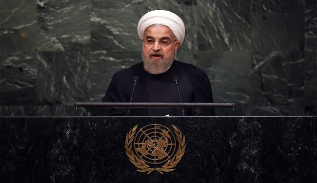 President Rouhani: Iranian Market Open to Interior, Foreign Investment