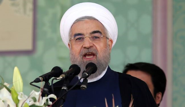 Fighting Terrorists Not possible by Airstrikes: Rouhani to US Think Tanks