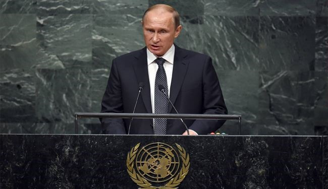 Russia's President: Lack of Working with Assad, Big Mistake