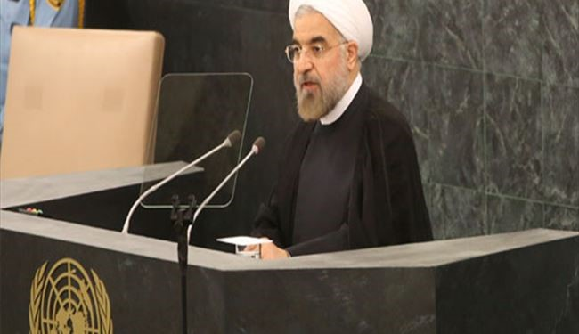 President Rouhani: Iran Ready to Help Bring Democracy to Syria, Yemen