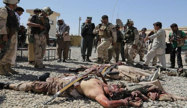 40 Daesh Insurgents Killed in Nangarhar Attack