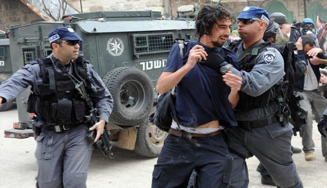 Zionist Regime Kidnapped 562 Palestinians in September