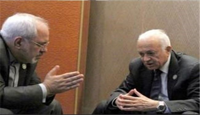 Zarif, Nabil Elaraby Stress Significance of Cooperation in Middle East