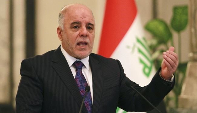 Abadi: Iraq Ready to Share ISIS Intel with Russia, Iran, Syria