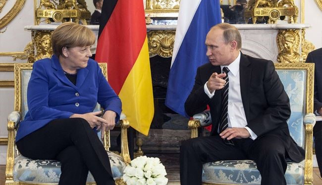 Germany's Merkel: Syria Crisis Needs Political Solution