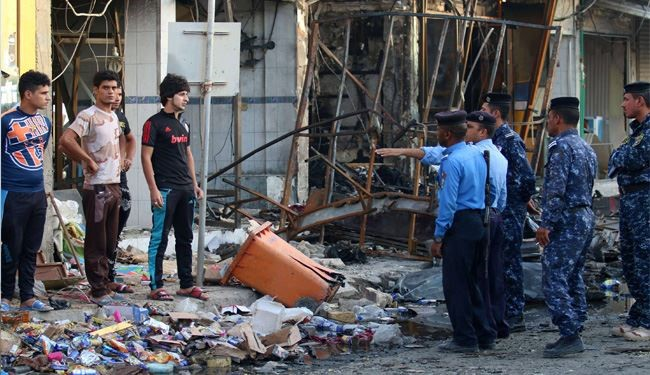 25 Killed in Three Iraq Car Bomb Blasts in Basra, Baghdad