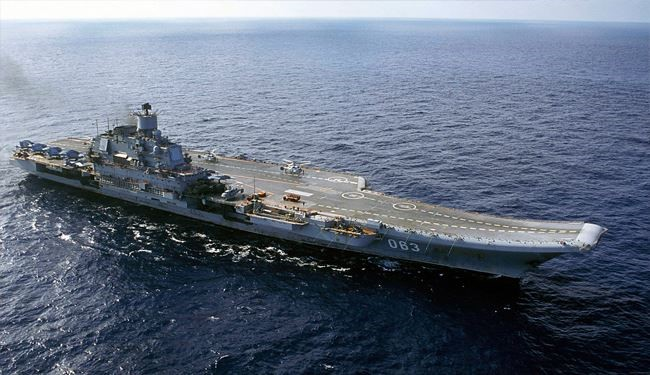 Russian Official: Russia Warships May Blockade Syria Coast