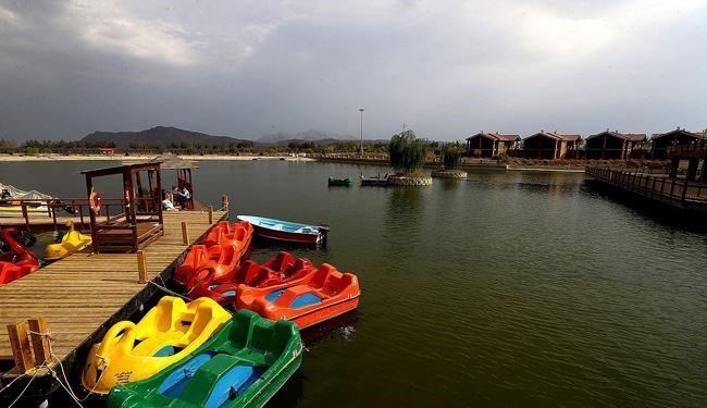 Qom's Recreational Tourist Village Inaugurated
