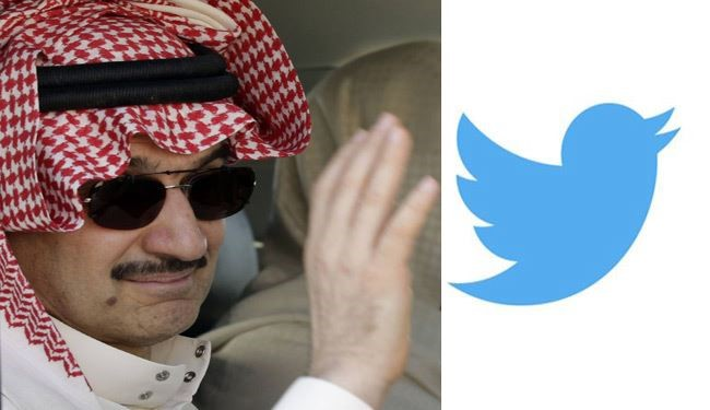 Saudi Prince Becomes Second Shareholder of Twitter