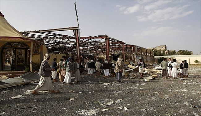 Saudi Fighter Jets Kill 13 Yemeni People in Wedding
