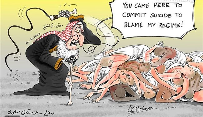 Al Al-sheikh: You Came Here to Commit Suicide to Blame My Regime!