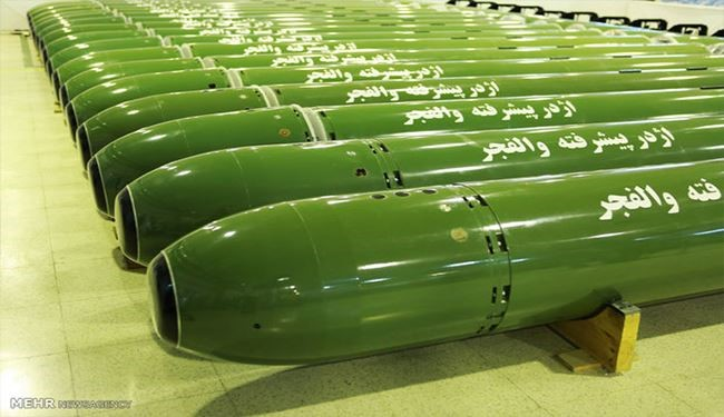 Iran Inaugurates 'Valfajr' Smart Torpedo Production Line
