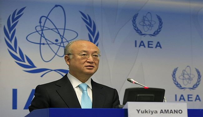 Amano: Iran Has Supplied All the Information Needed for Its Nuclear Program