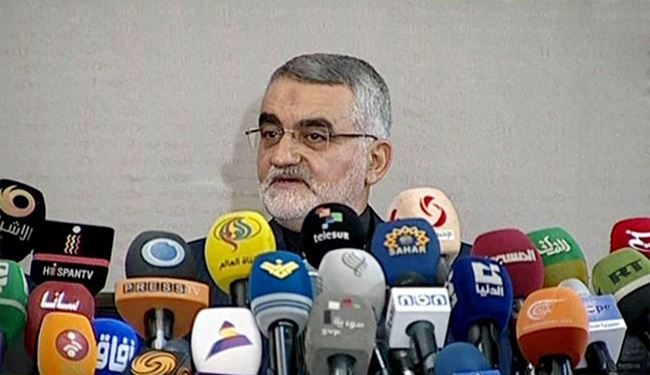 Boroujerdi: Syrian People Defend Their Dignity and Security