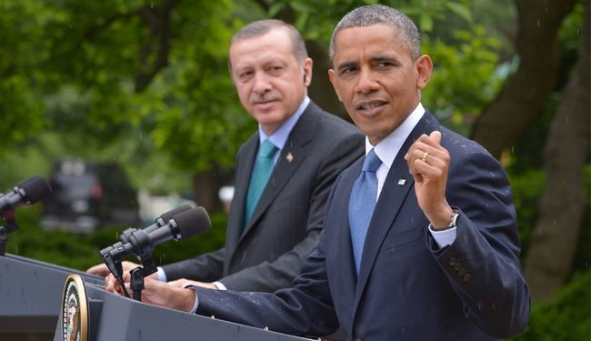 US, Turkey Promise to Step up War against ISIS