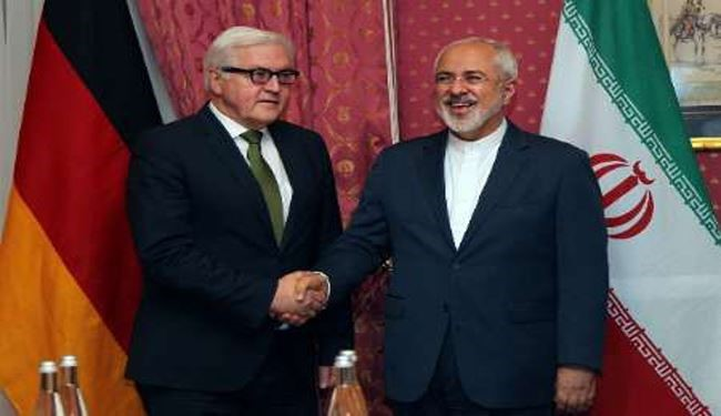 German FM in Tehran for Preliminary Munich Conference