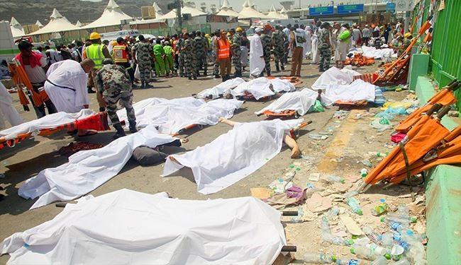 Foreign Toll Figures, Hajj Tragedy Deadliest in History