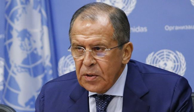 Lavrov Stresses Iran's Role in Efforts to Resolve Crisis in Syria